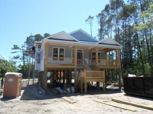 3206 E. Oak Island Drive Plan by Curtis Skipper