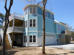 Caswell Beach Rear Exterior