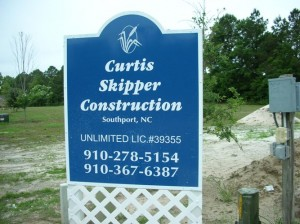 St James Plantation New Contruction Start Oct 2012