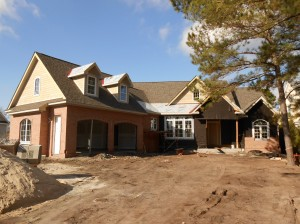 Custom Home in St. James Plantation