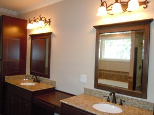 Winding River Master Bath